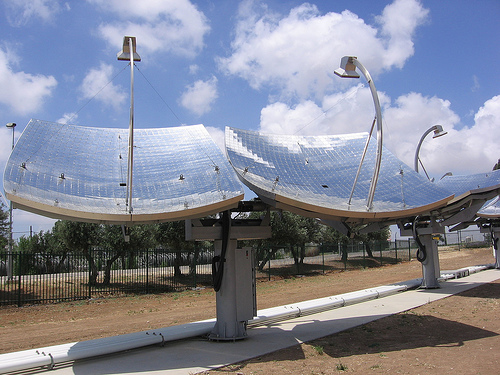 ConcentratingSolarPower